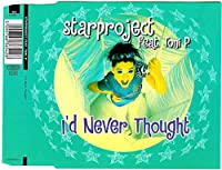 I'd never thought [Single-CD]