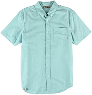 Mens Herringster Button Up Shirt