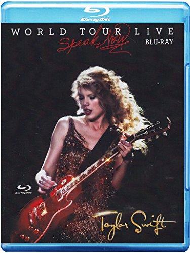 Speak Now: World Tour Live [Blu-ray]