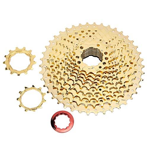 Bnineteenteam Rueda Libre de 11 velocidades, Rueda Volante de Casete 11‑42T para Bicicleta de montaña, Cambio de Marcha de Bicicleta
