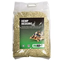 Soft, fibrous substrate Suitable for many species of snakes, tortoises and mammals Highly absorbent, dust free and odourless 100% natural and biodegradable