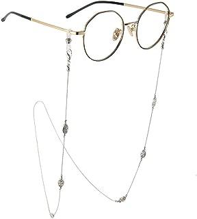 niedliches Design Sch/öne Brillenkette Demarkt Mini Brillenb/änder Sonnenbrille Lesebrillen Brillenb/ügel Halter Kette