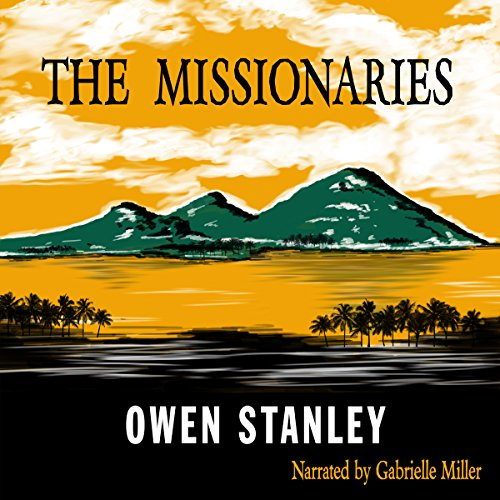 The Missionaries audiobook cover art
