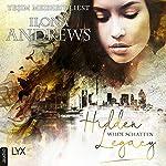 Hidden Legacy - Wilde Schatten Titelbild