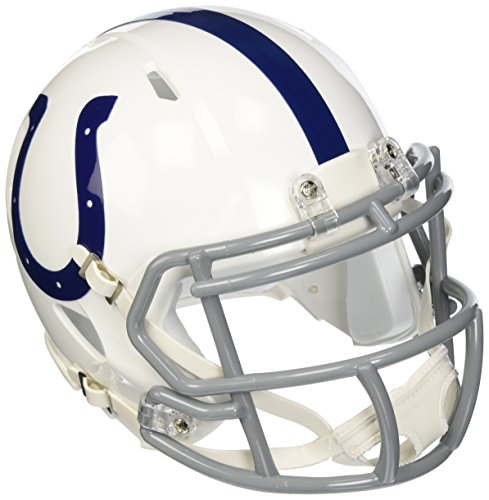 Riddell, Speed-Mini-Helm, NFL Revolution, Unisex Einheitsgröße Indianapolis Colts