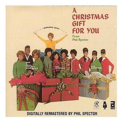 A Christmas Gift for You from Phil Spector by Various Artists [Music CD]