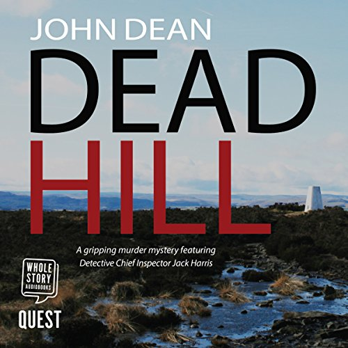 Dead Hill audiobook cover art