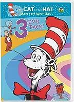 Cat in the Hat: Cat 3in1 Ocean/Surprise/Told [DVD] [Import]