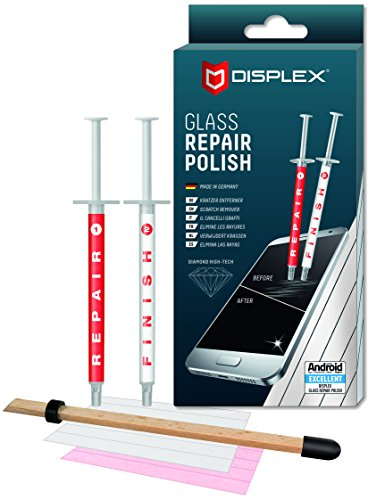 EVI Displex Repair Cell Phone Screens Watch Glass Polish All Kinds of Glass Scratch Remover/Sapphire Scratch Remover