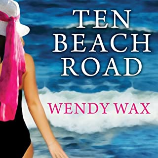 Ten Beach Road audiobook cover art