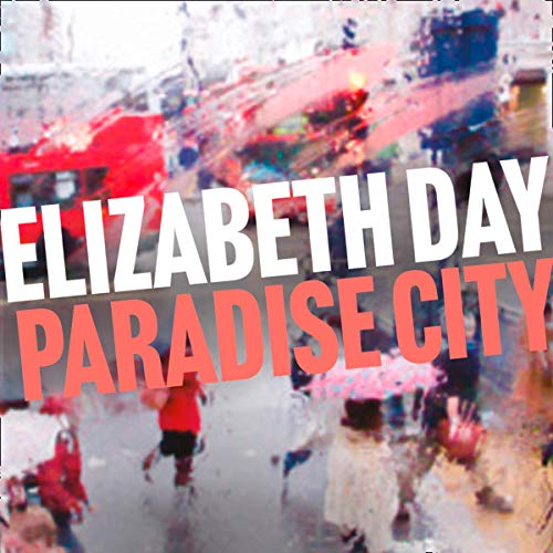 Paradise City audiobook cover art