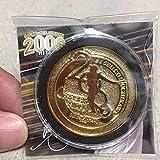 内川聖一 2000本安打記念メダル 福岡ソフトバンクホークス