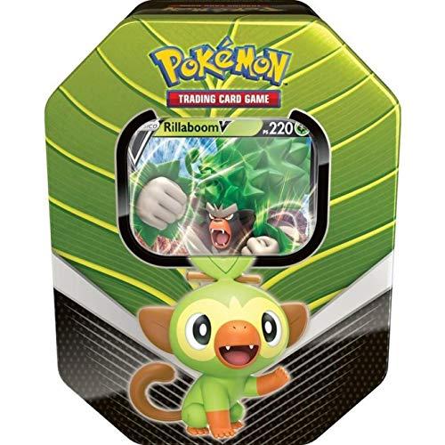 Pokemon TCG: Galar Partner Tin - Rillaboom V