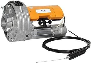 ACM - Unititan E HR - Moteur pour rideau métallique, diamètre couronne 200 mm, pour arbres compensés de 60 mm,avec frein électromagnétique, puissance de soulèvement 170kg
