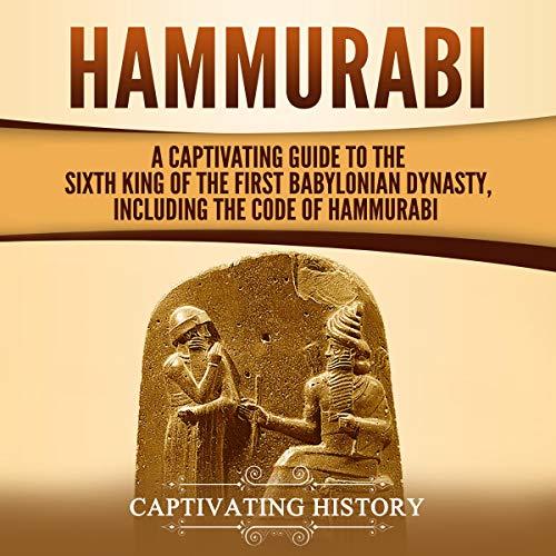 Hammurabi audiobook cover art