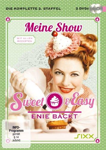 Sweet & Easy: Enie Backt - Staffel 2 LIMITIERTE EDITION [2 DVDs + BOOKLET mit allen Rezepten] [Limited Edition]