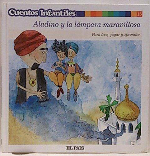 Cuentos infantiles. Aladino y la lámpara maravillosa