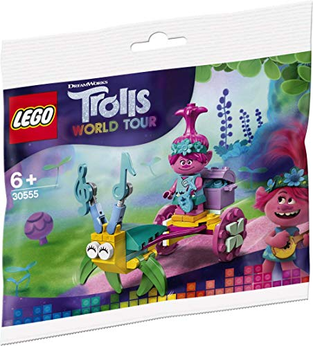 LEGO® - Sets - Trolls World Tour - 30555 - Poppys Kutsche