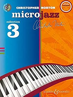 Microjazz Collection 3 for Piano CD with Perf. and Accompaniment Tracks