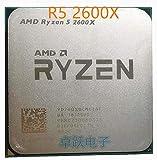 Ryzen 5 2600X R5 2600X 3.6 GHz Six-Core Twelve-Core 95W CPU Processor YD260XBCM6IAF Socket AM4
