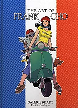 The Art of Frank Cho Exhibit Catalogue