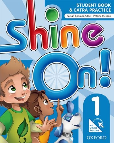 Shine On. 1 - Student Book With Online Practice Pack