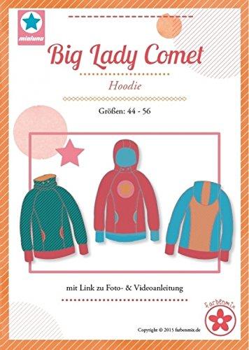 Schnittmuster Big Lady Comet