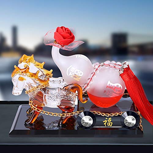 WSJTT Creative Car Perfume Dashboard Decorations Car Home Office Ornaments Best Birthday (Color : A)