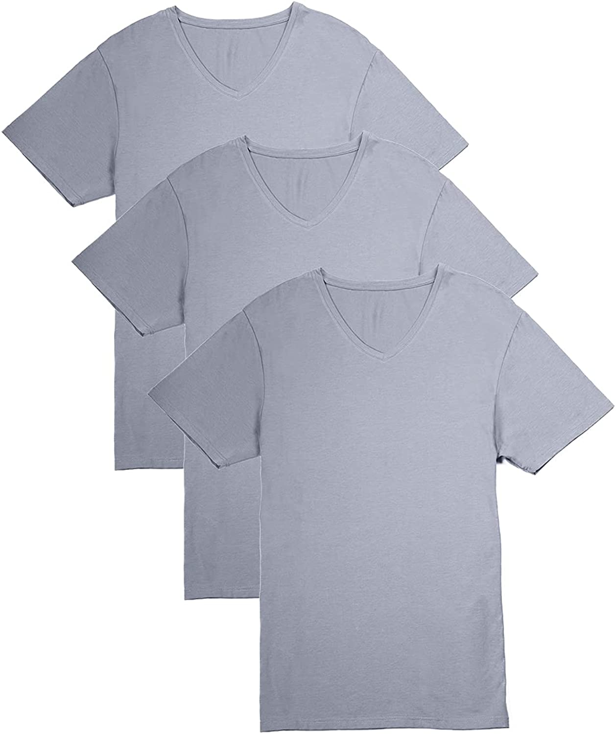 Fishers Popularity Finery Men's Classic V-Neck Tucked OFFicial mail order Soft Keep Comfort Und