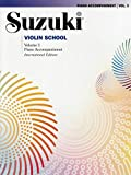 Suzuki Violin School, Vol 3: Piano Accompaniment