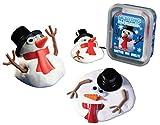 Frosty Melting Snowman by Estelle