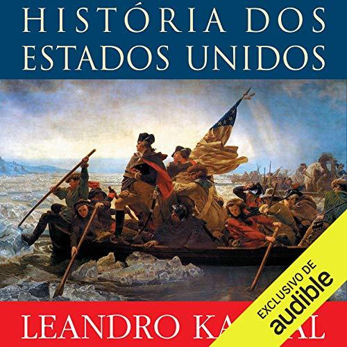 História dos Estados Unidos (Portuguese Edition) cover art