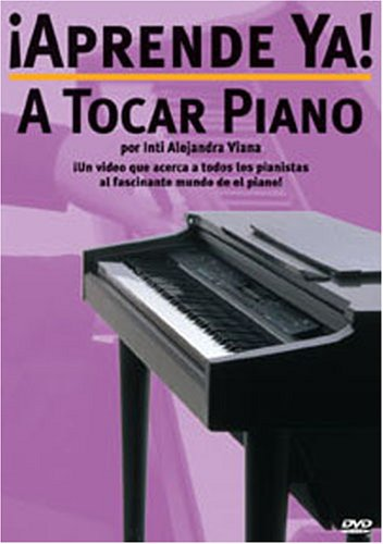 ¡Aprende Ya! Tocar Piano Dvd Edition [UK Import]