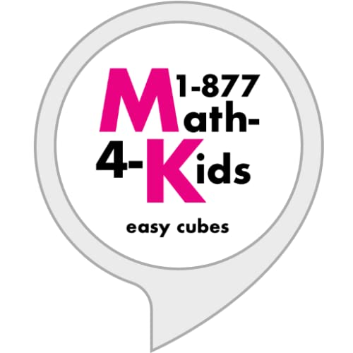 1-877-MATH-FOR-KIDS: Easy Cubes