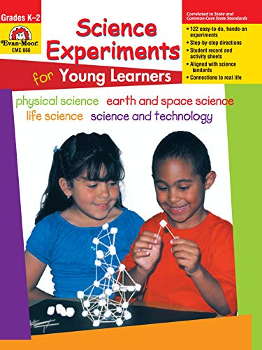 Science Experiments for Young Learners, Grades K-2