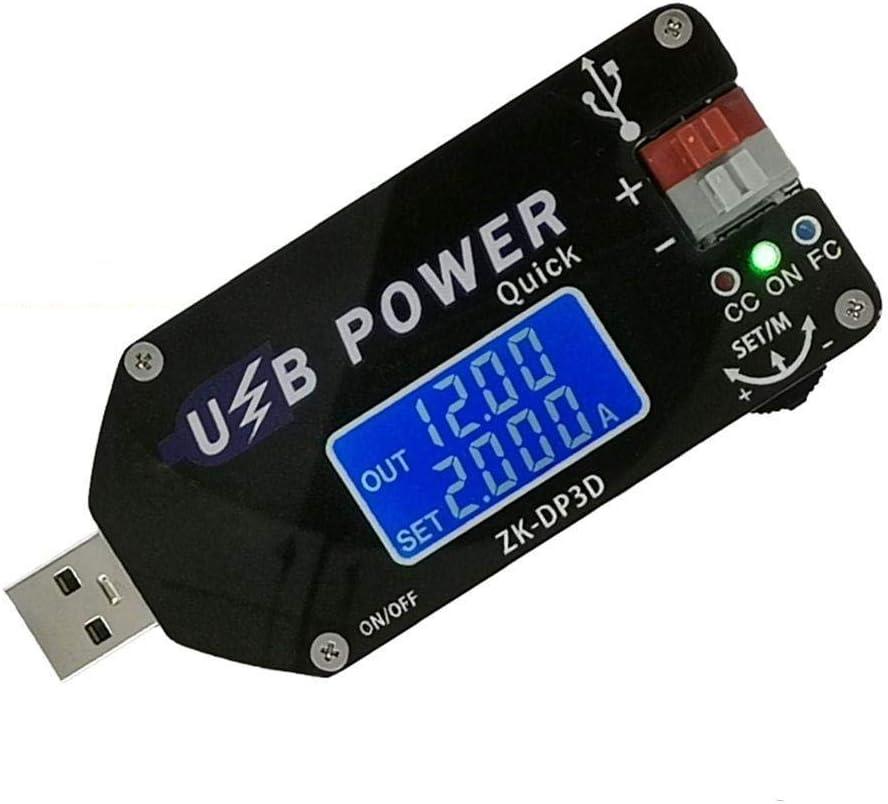 GzxLaY DIY CNC USB TYEPE-C DC Converter Max Super intense SALE 79% OFF to CC CV 4-13V 1-30V