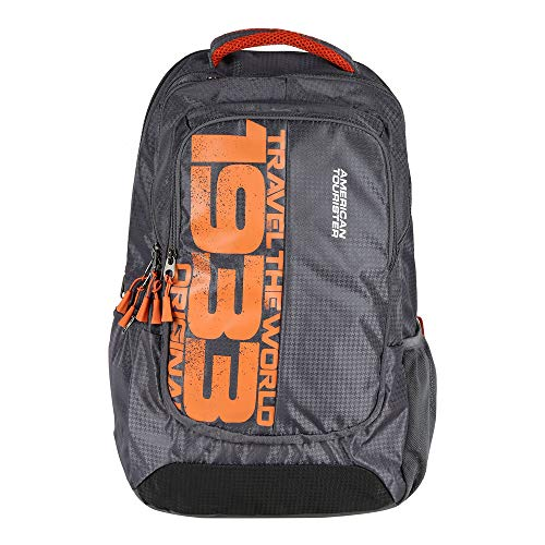 American Tourister Insta NXT 03 Grey Laptop Backpack