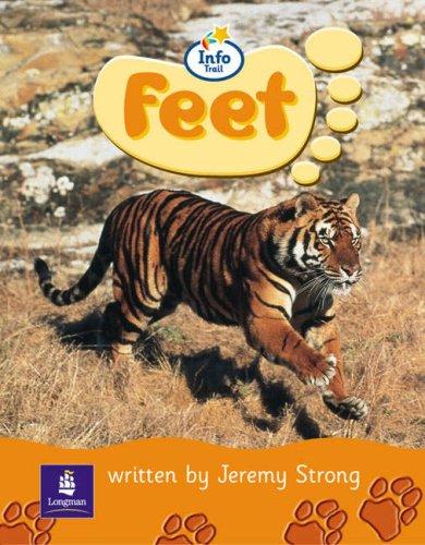Info Trail Beginner Stage: Feet Non-fiction (LITERACY LAND)の詳細を見る