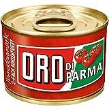Oro di Parma - Marca de tomates doble concentrada en lata de 70 g