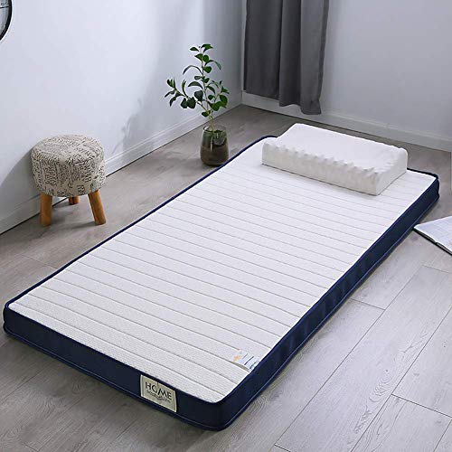 Z&HA Plegable futón Tatami colchón, Dormir Tatami Piso, tamaño Respirable Suave Grueso...