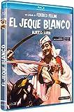 El Jeque Blanco [Blu-ray]