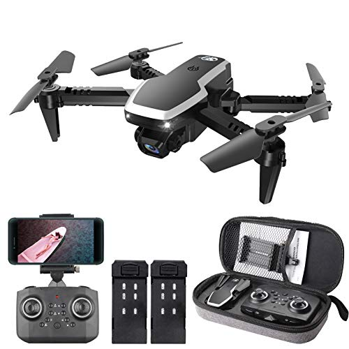 GoolRC CSJ S171 Pro RC Drone con cámara Mini Drone Quadcopter Plegable...