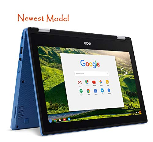 Acer R11 Convertible 2-in-1 Chromebook in Blue