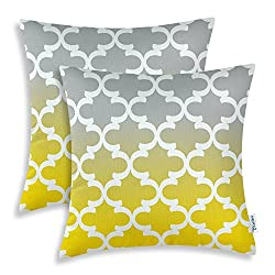 Yellow Home Decor Accents Lamps Pillows Mirrors And