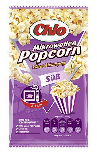 Chio Mikrowellen Popcorn süß, 100 g