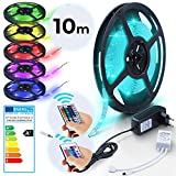 Jago–STRF103528WD/OT24with Colourful LED Lights Decoration–10Meter–Remote Control with 24Options–Waterproof