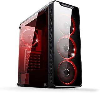 Warmachine EMPIRE GAMING - Case PC Gaming – Midi-Tower ATX