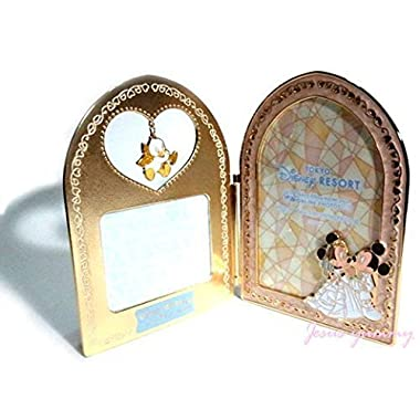 Tokyo Disney Resort [limited] Mickey Mouse & Minnie Mouse  photo frame  wedding wedding (japan import)