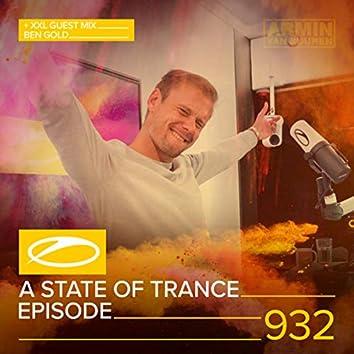 ASOT 932 - A State Of Trance Episode 932 (+XXL Guest Mix: Ben Gold)