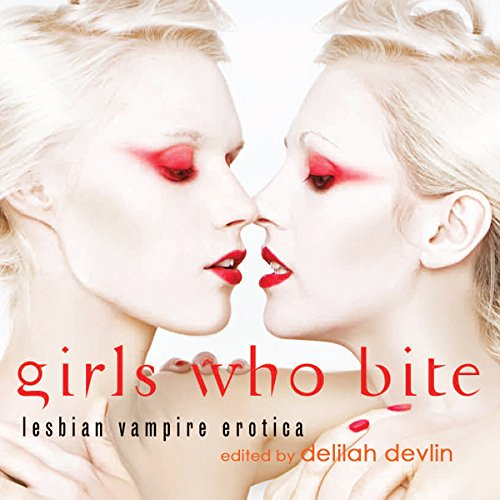 Girls Who Bite audiobook cover art